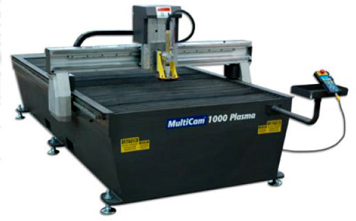 MultiCam 1000 Series Plasma