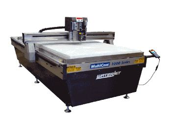 MultiCam 1000 Series WaterJet