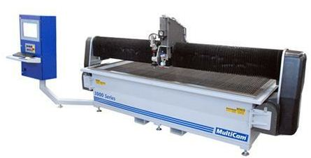 MultiCam 3000 Series Waterjet